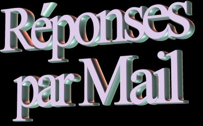 Reponses Par Mail
